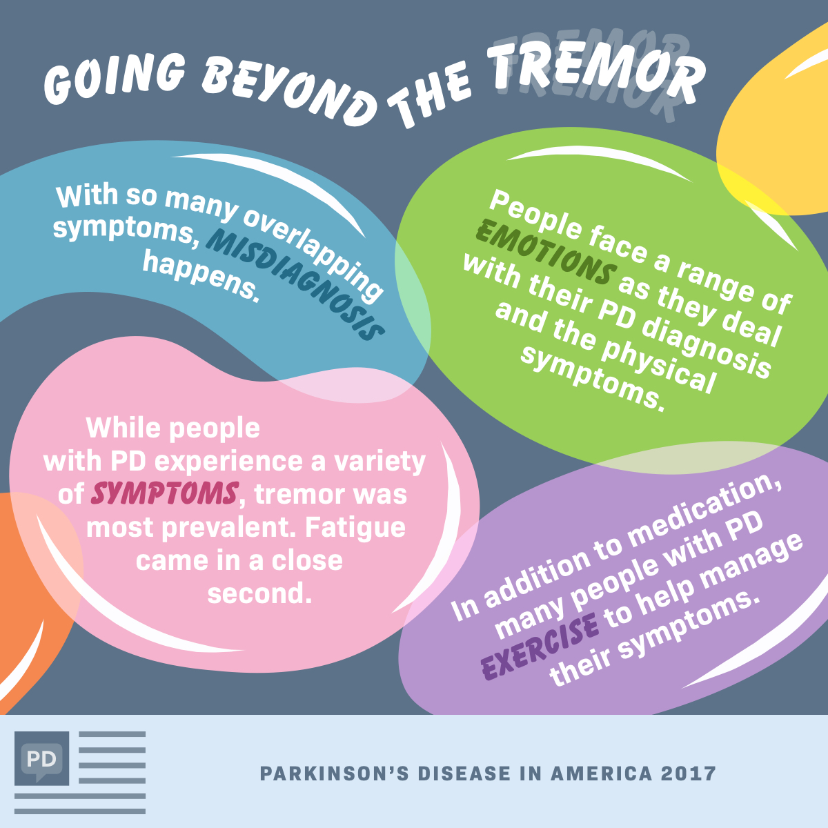Going Beyond the Tremor