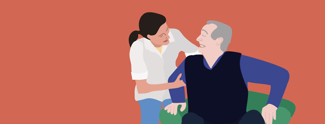 Finding a Caregiver for Someone with Parkinson's