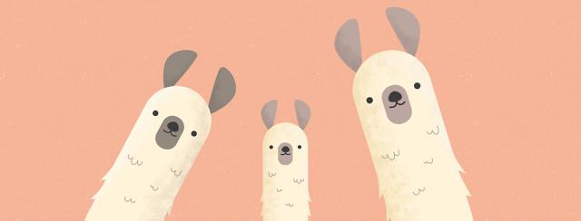 Pseudobulbar Affect And Crying At Llamas image