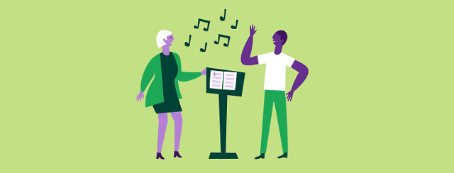 Music Therapy: Sing Your Way Through Parkinson's image