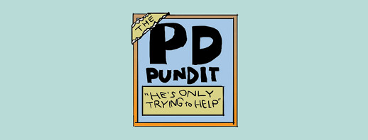 PD Pundit: Cheshire Parkies & Speech Challenges image