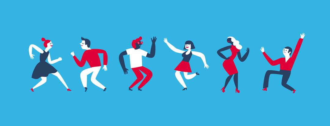 Image of people dancing.