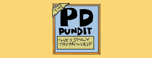 PD Pundit: What Information Can You Trust? image