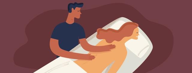 Parkinson's and Massage image