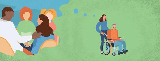Back to Basics: Managing Stress While Caregiving image