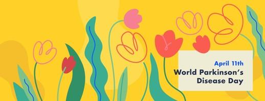 April 11 is World Parkinson's Disease Day image