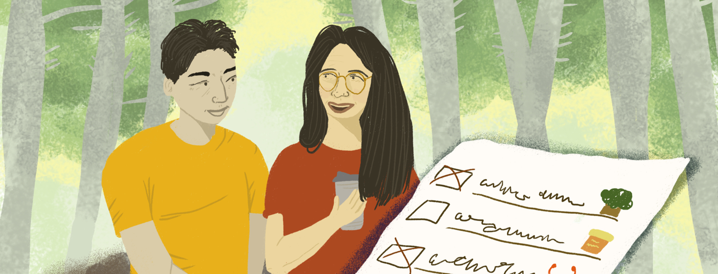 A Checklist for Supporting Someone with Parkinson's