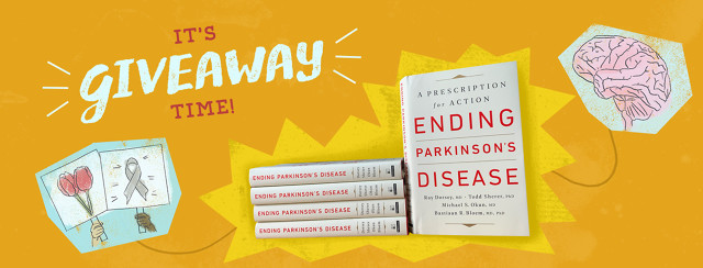 Ending Parkinson's Disease Book Giveaway (Now Closed) image