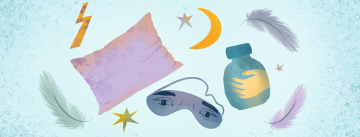 Insomnia Doesn't Make a Good Bedfellow for People with Parkinson's Disease image