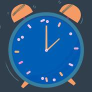 Alarm clock with pills