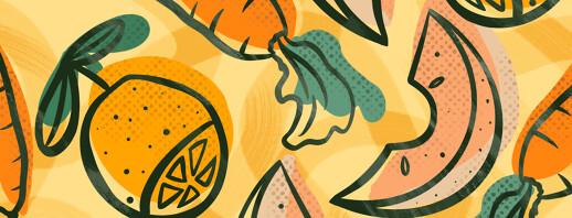 Opulent Orange Foods for Parkinson's Disease image